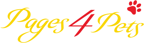 Pages 4 Pets Logo